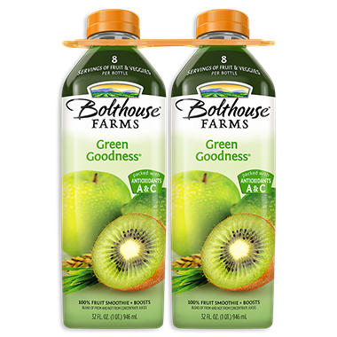 Bolthouse Farms Green Goodness - 2 / 32 oz.