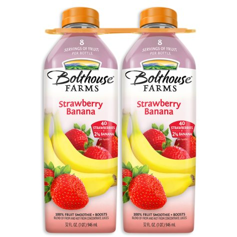 Bolthouse Farms Strawberry/Banana Juice - 2 / 32 oz.