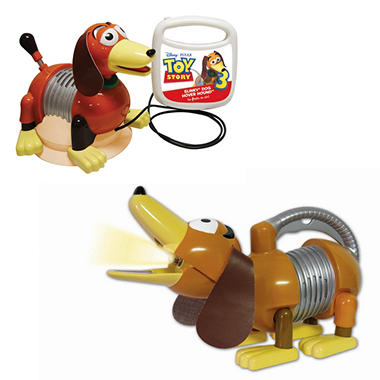 Slinky Dog Barking Flashlight/Slinky Dog Hover Hound Combo Pack