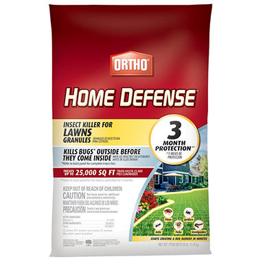 Ortho Home Defense Lawn Insect Granual