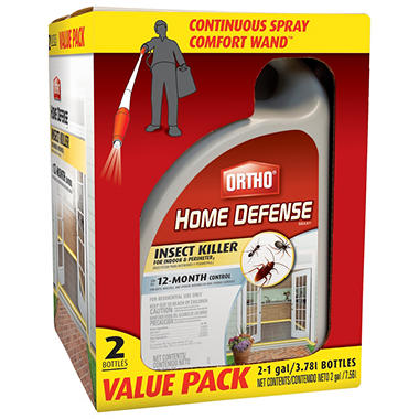 2 Pk - Ortho Home Defense MAX Insect Killer for Indoor & Perimeter1 Ready-To-Use