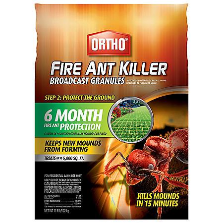 Ortho MAX Fire Ant Killer Broadcast Granules (11.5 lb. bag)