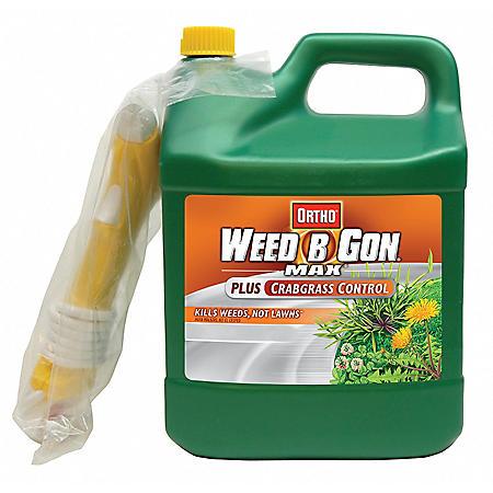 Scott's Weed B Gone Max Crabgrass Control