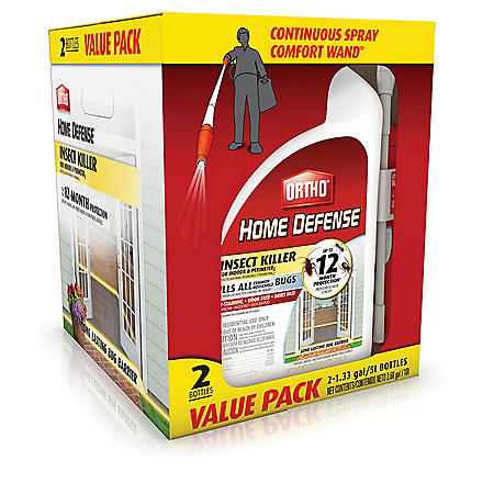 Ortho Home Defense - 2-Pack 1.33 Gallon Bottles