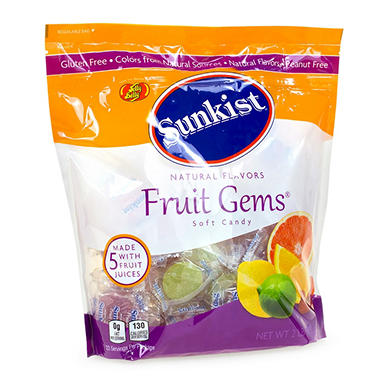 Sunkist Fruit Gems Bag (2 lbs.)