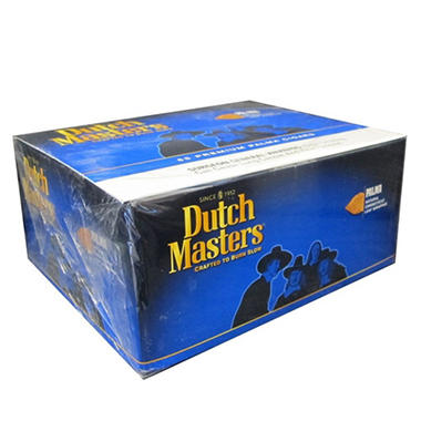 Dutch Masters Palma 55 Count Box