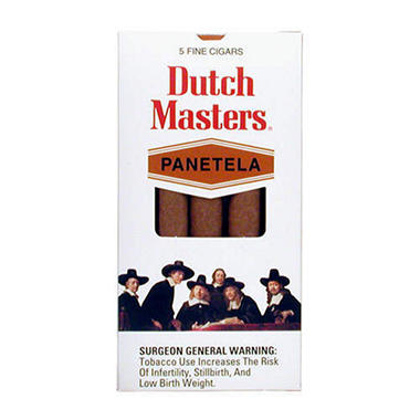 Dutch Masters Presidente 5/5 pk.