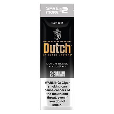 Dutch Masters Blend Cigars (2 ct., 30 pk.)