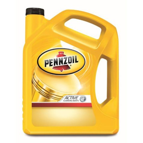 Pennzoil Conventional Motor Oil 5w30 2 - 5 Quart bottles