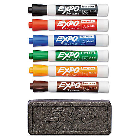 Expo® Dry Erase Marker Set - 12 ct.