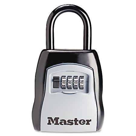 Master Lock Portable Storage Lock