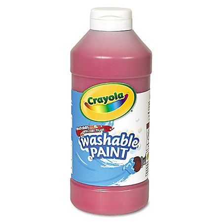 Crayola Washable Paint - Various Colors