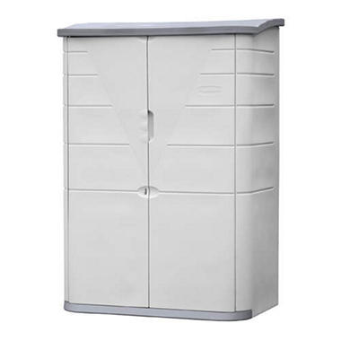 Rubbermaid 174 Large Vertical Storage Shed Sam S Club