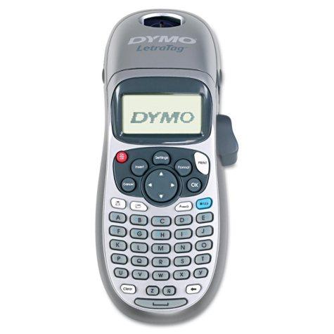 DYMO LetraTag - LT-100H Plus Personal Label Maker - Kit
