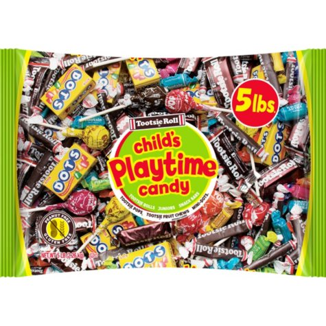 Tootsie Playtime Mix Bag (5 lbs.)
