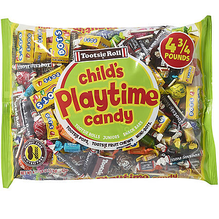 Tootsie Playtime Mix Bag (4.75 lbs.)