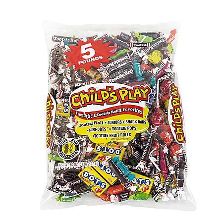 Tootsie Child's Play Bag (5 lbs.)