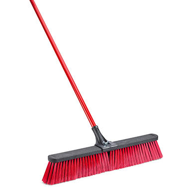 Libman Multi-Surface Push Broom (24