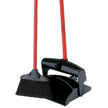 Libman Upright Dust Pan Amp Lobby Broom Sam S Club