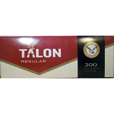 Talon Regular Filtered Cigars (20 ct., 10 pk.)