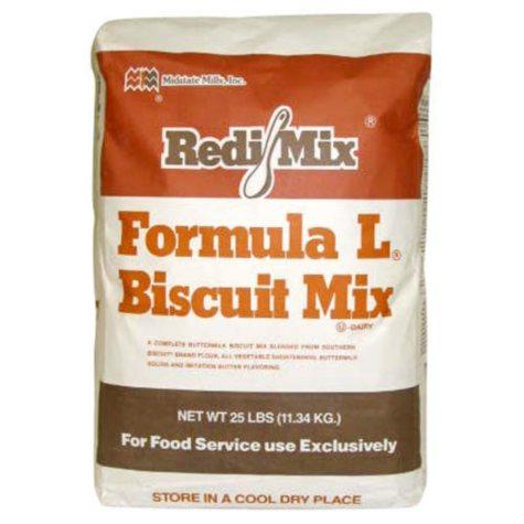 Redi Mix Formula L Biscuit Mix (25 lbs.)