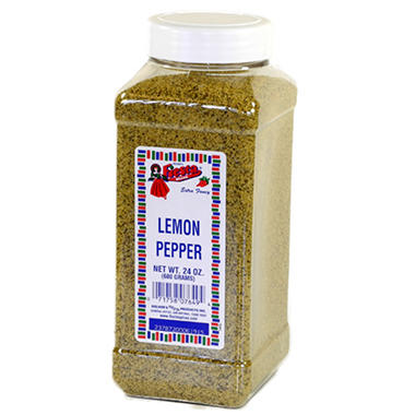 Fiesta Lemon Pepper - 24 oz.
