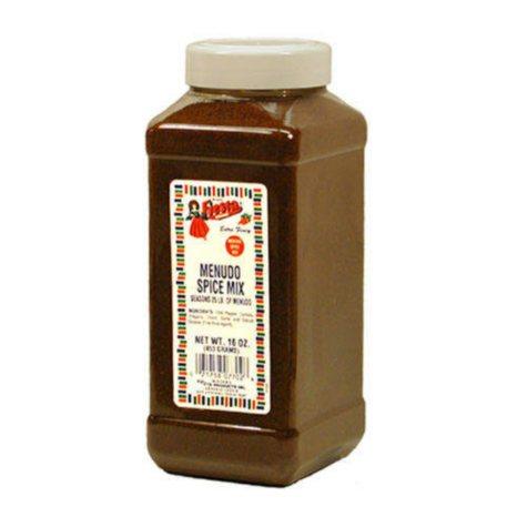 Bolner's Fiesta Brand Menudo Spice Mix - 16 oz.