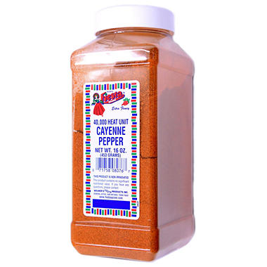 Fiesta Cayenne Pepper (16 oz.)
