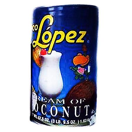 Coco López Cream of Coconut (57.5oz)
