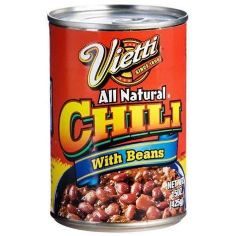 Vietti Chili with Beans - 6/15oz