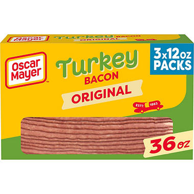 recipe: how many calories are in oscar mayer turkey bacon [8]