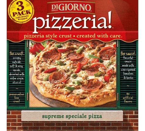 DiGiorno Pizzeria Supreme Speciale Pizza (21.3 oz. box, 3 pk.)