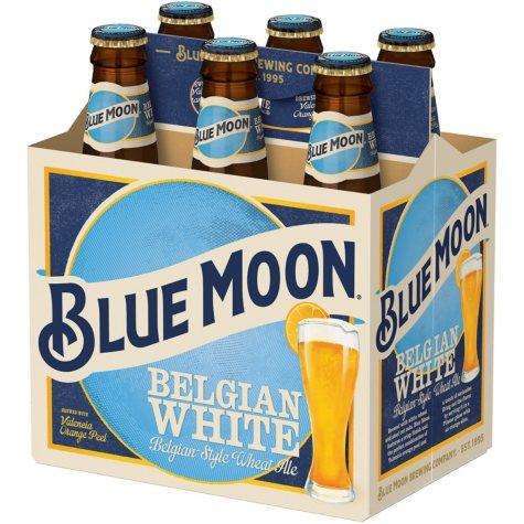 BLUE MOON BW 12 / 12 OZ BOTTLES
