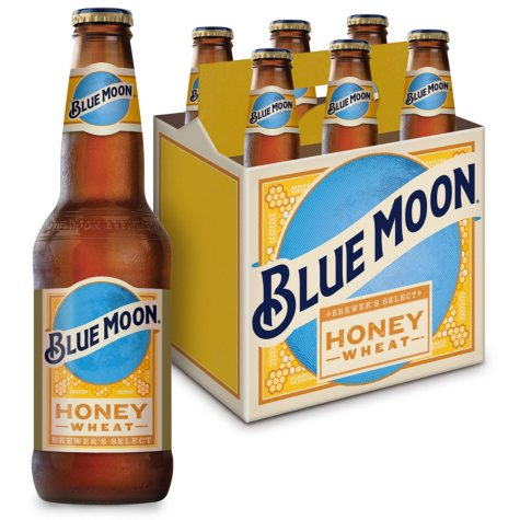 Blue Moon Limited Release Seasonal Beer (12 fl. oz. bottle, 6 pk. )