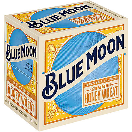 xOFFLINE+Blue Moon Seasonal  Ale - 12 fl. oz. - 12 pk.