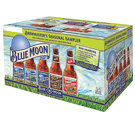 BLUE MOON SUMMER VTY 24 / 12 OZ BOTTLES