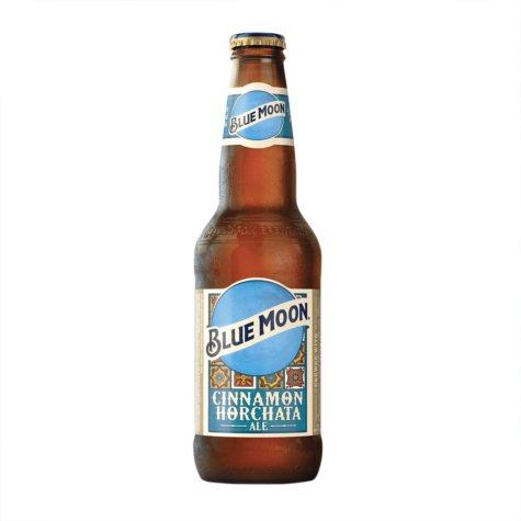 Blue Moon Cinnamon Horchata Ale (12 fl. oz. bottle, 6 pk.)