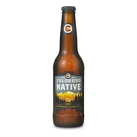 Colorado Native Amber Lager (12 fl. oz. bottle, 24 pk.)