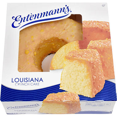 Entenmann's Louisiana Crunch Cake (20 oz.)