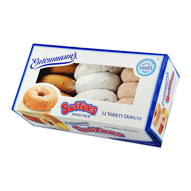 Entenmanns variety softees donuts 12 ct sams club entenmanns variety softees donuts 12 ct publicscrutiny Gallery