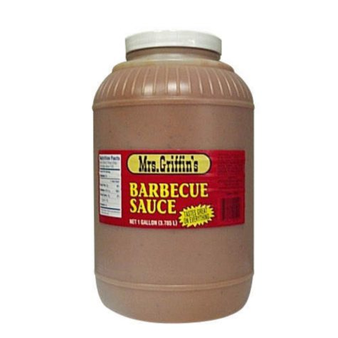 Mrs Griffin's Barbecue Sauce - 1 Gal.