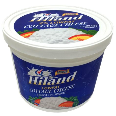Hiland Lowfat Cottage Cheese (3 lb.)