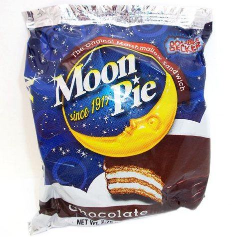 Chocolate Mini Moon Pie (144 ct.)