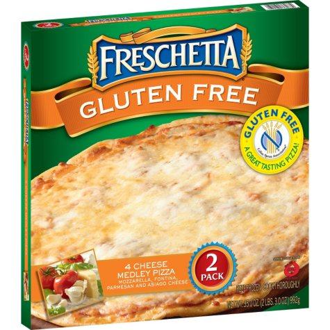 Freschetta Gluten Free 4 Cheese Pizza (35 oz., 2 ct.)