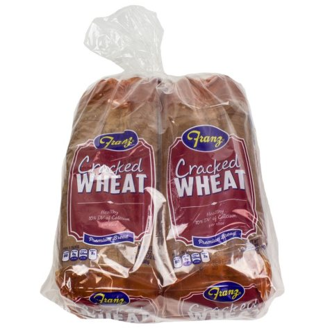 Franz Cracked Wheat Bread (2 pk. 45 oz.)