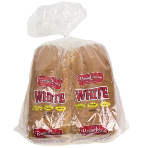 Bread Lover's White Bread (2 pk., 48 oz.)