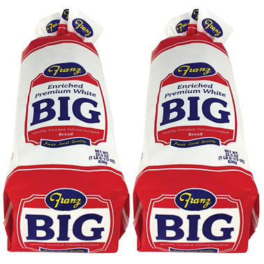 Franz Big White Twin Pack