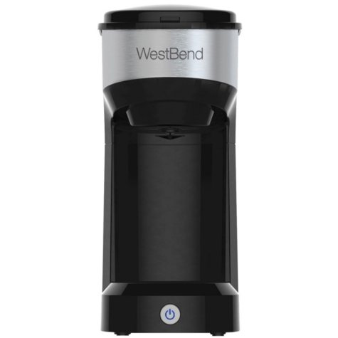 West Bend Single Serve Coffee Maker (Assorted Colors)