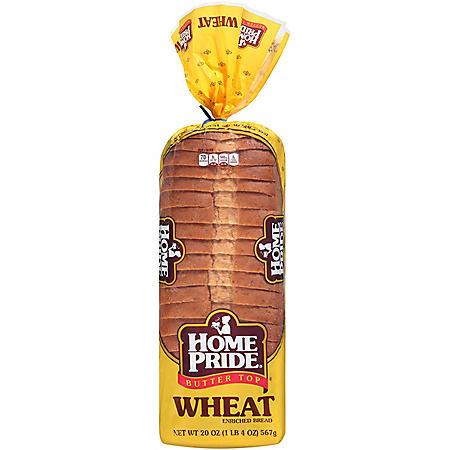 Home Pride Butter Top Wheat Bread (20 oz., 2 ct.)