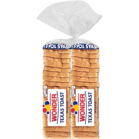 Wonder Texas Toast Enriched Bread (22 oz. loaf, 2 ct.)